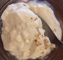 ◆プチスイーツの豆乳プリンをサービス!