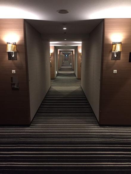 グランドプリンスホテル新高輪に泊まりました♪